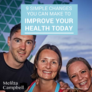 How to Improve Your Healthy Today - Even if you are too busy