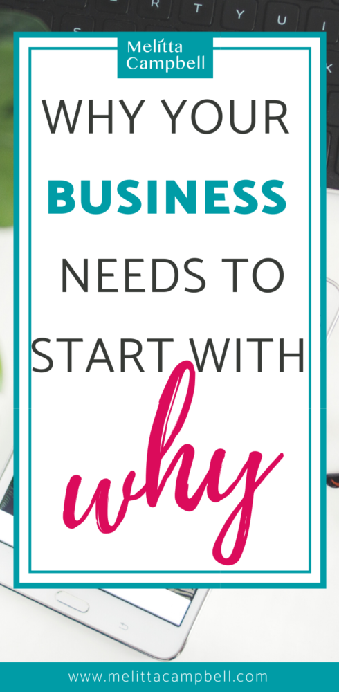 Why Your Business Journey NEEDS to Start With Why
