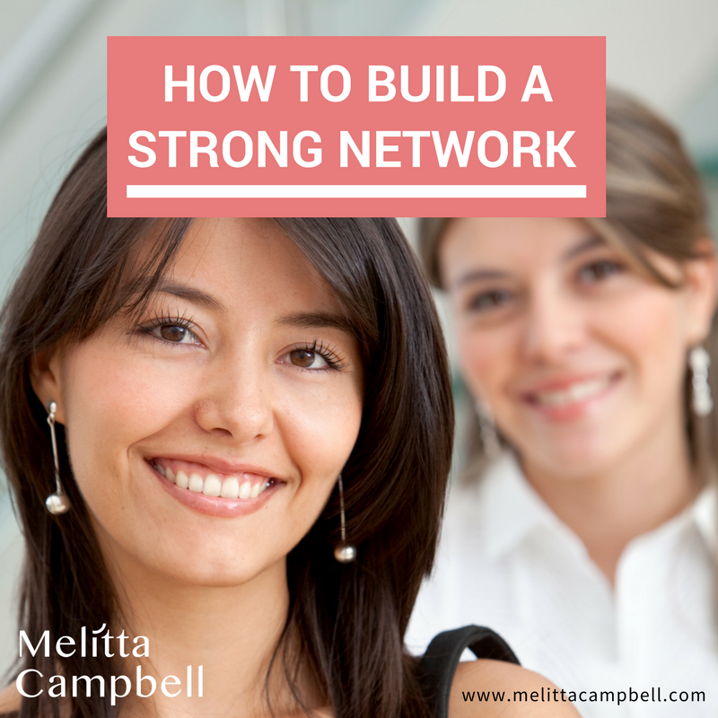 How to Build a Strong Network from Scratch