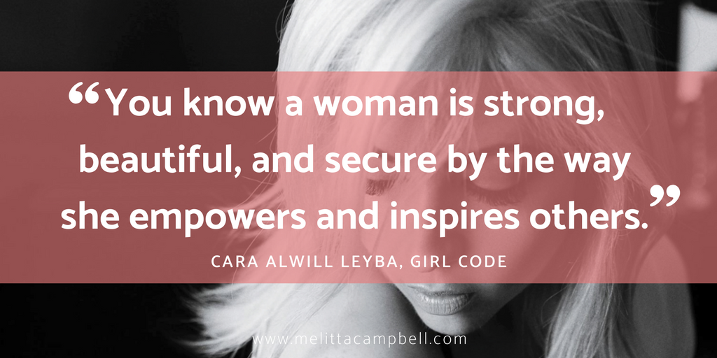 Girl Code Quote, Cara Alwill Leyba