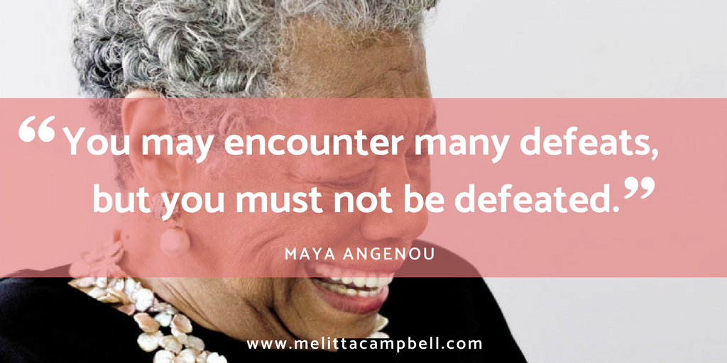 Maya Angelou-Quote