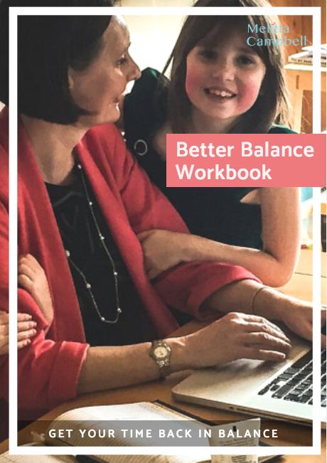Design Your Better Life Balance - Workbook