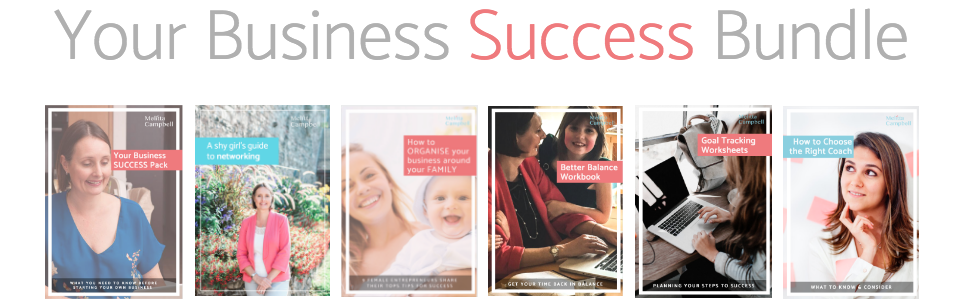 Your Business Success Bundle - Accelerate your Success with these 6 FREE Downloads