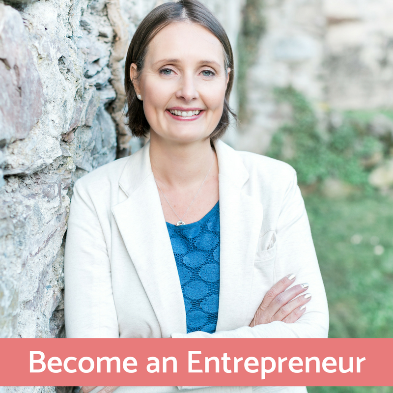 Melitta Campbell Business Coach - Become an Entrepreneur with 8 Steps to Your Business Success