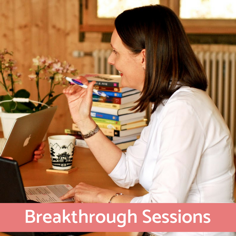 Breakthrough Sessions with Melitta Campbell Business Coach