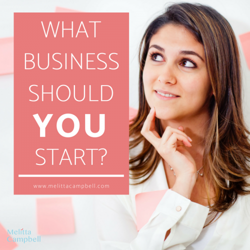 What business should you start? These questions will help you find find your ideal business...
