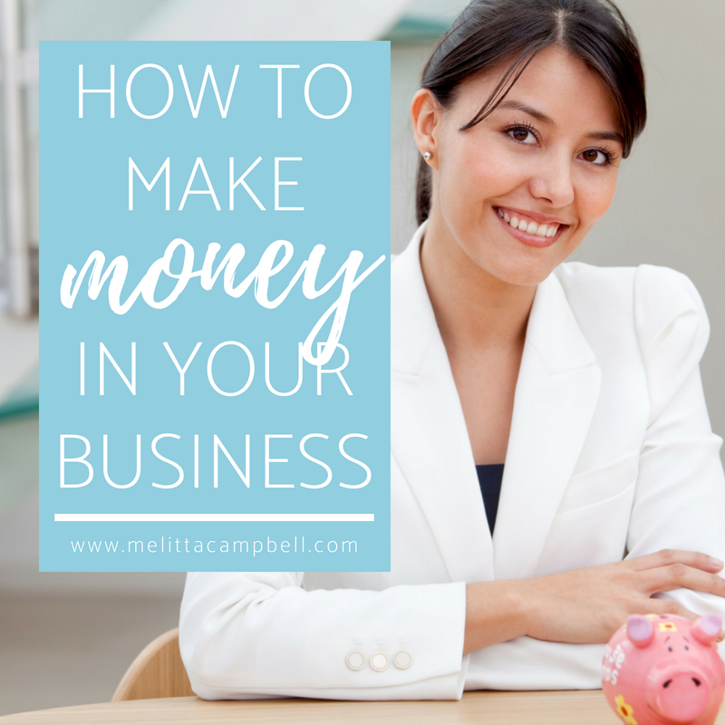 How to make money as an entrepreneur
