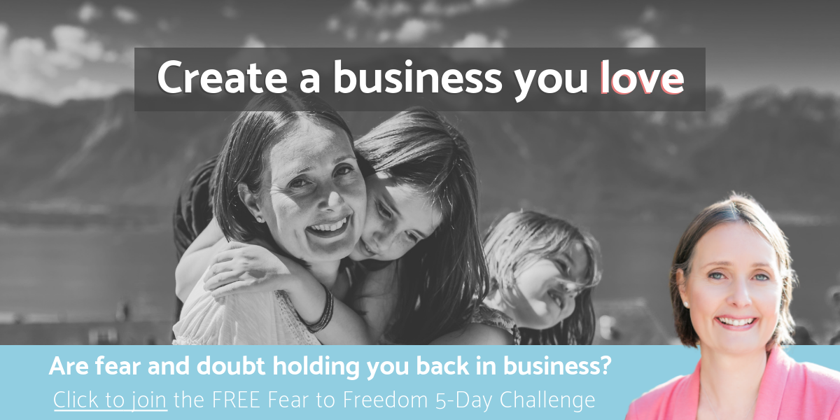 Join Melitta Campbell Business Coach and Mentor in this Free Training and turn your business doubts into determination.