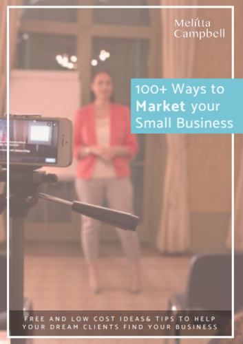 Free eBook: 100 Ways to Market your Small Business for Free