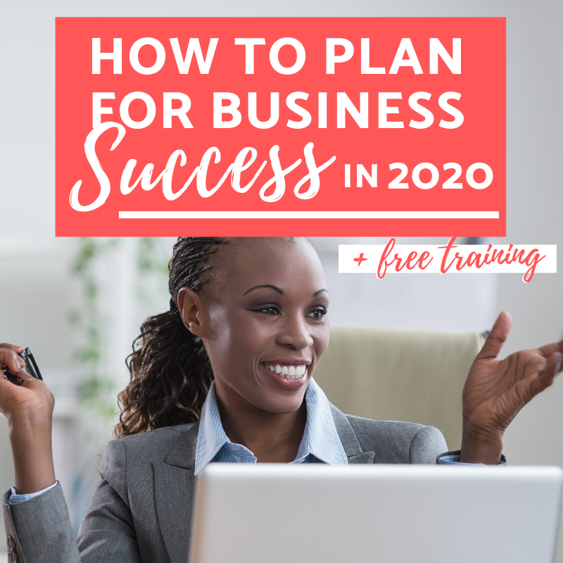 How to Plan for Business Success in 2020