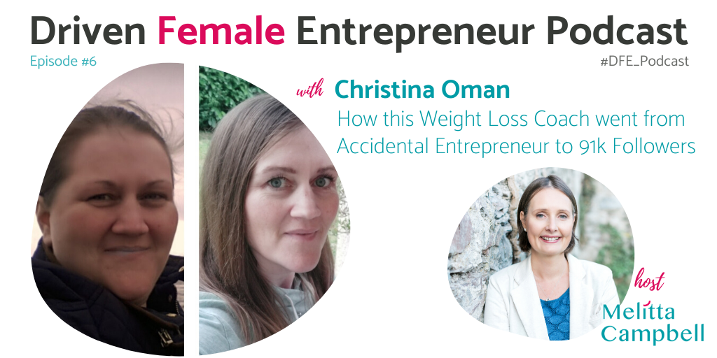 PODCAST : Christina Oman, Weight Loss Coach