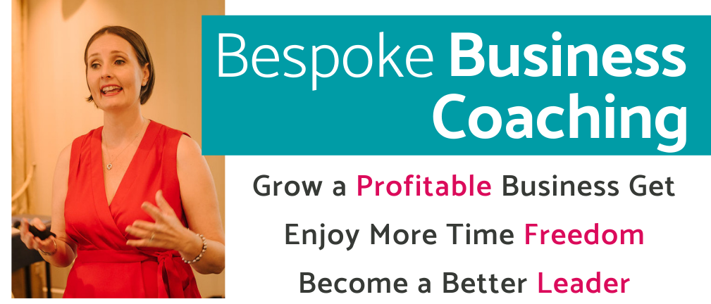 Bespoke Business Coaching for Women - by Melitta Campbell