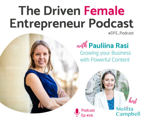 Pauliina Rasi - Growing your business with Powerful Content