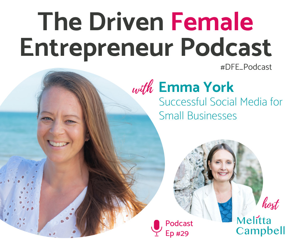 Successful Social Media for Small Businesses - Emma York