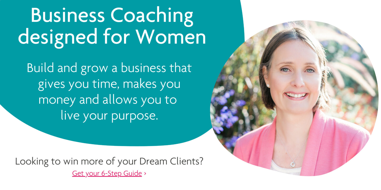 Melitta Campbell. Business Coaching designed for Women. Build and grow a business that gives you time, makes you money and allows you to live your purpose.