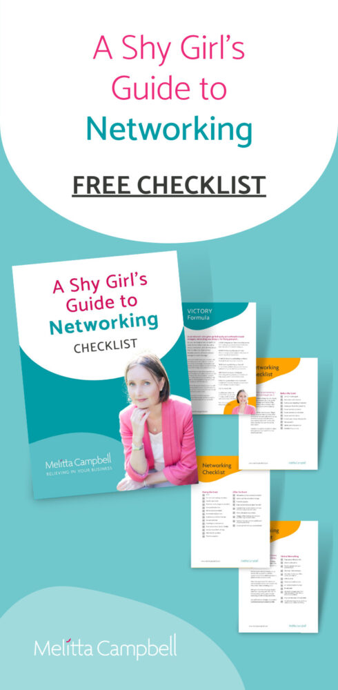 Networking Checklist - Network for business success