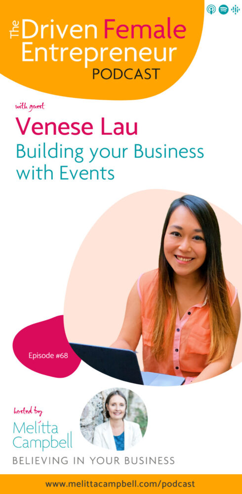 Building your Business With Events - Venese