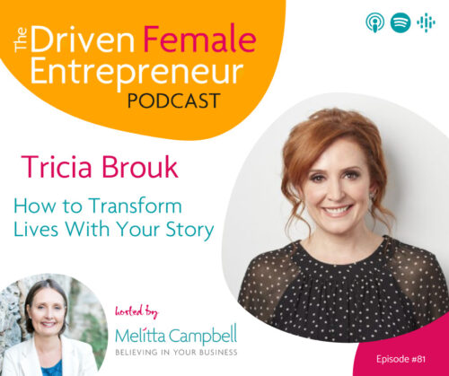 How to Transform Lives With Your Story