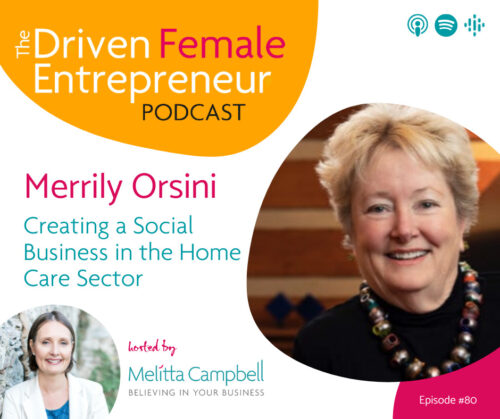 Listen to this episode to learn Merrily's best advice on how to build a successful business through profitability, education, great customer service and in having lots of faith in yourself.